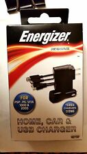Energizer Home Car & USB Charger for Sony PSP PS Vita 1000&2000 PL-9919 v2.3
