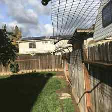 100' Cat Fence Conversion System