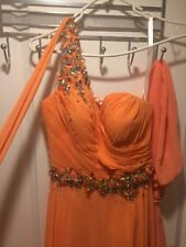tony bowls prom dress Size 4 pre Owned