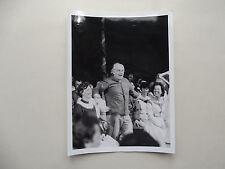 ORIGINAL BBC PRESS PHOTOGRAPH CENTENARY OF THE BAYREUTH FESTIVAL DATED 1976