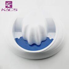 220V Electric Nail Bubble Hand Bowl SPA Manicure Soaker Polish Remover Nail Tool