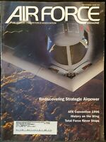Air Force Magazine Journal of the AFA November 1996 AFA Convention 1996