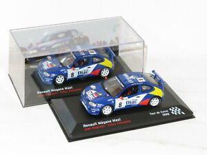 1/43 Renault Megane Maxi  DIAC  Rally de France Tour de Corse 1996 J.Ragnotti