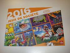Dossier de presse 2016 Goliath JEUX DE SOCIÉTÉ