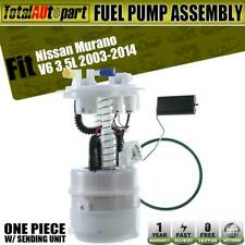 Fuel Pump Module Assembly w/ Sending Unit for Nissan Murano V6 3.5L 17040-1AA0B