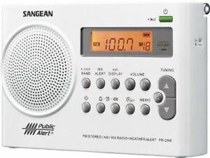 Sangean PR-D9W Am/fm Digital Radio W/ Weather Perp Band (prd9w)