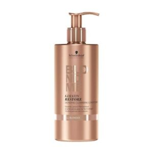 Schwarzkopf Blondme Keratin Restore Cleansing Conditioner ALL BLONDES 500ml