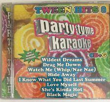 Various Artists - Party Tyme Karaoke: Tween Hits 9 - Sealed