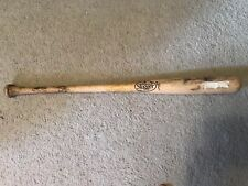 Louisville Slugger C243 Wood Bat 33 InMLB Prime 1xx Timber Marucci Old Hickory