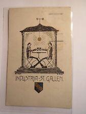 St. Gallen - PV Industria - 1920 / Studentika