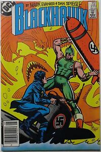 Blackhawk #270 (May 1984, DC) (C2317)