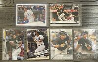 🏆MVP Jose Abreu 6-CARD LOT including ROOKIE 2014 Topps Update #US100