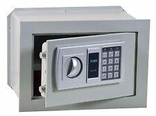 Safe Elektronik Vertieft Wand Digital Zahlenschloss Stahl Sicherheit