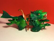 VINTAGE 1982 ARCO OTHER WORLD ACTION FIGURE SHARKOSS DARING DEMON OF DEEP GREEN