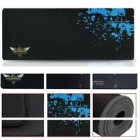 800x300x2mm Large Size Mouse Mat Computer Keyboard Laptop Speed Gaming Mouse Pad