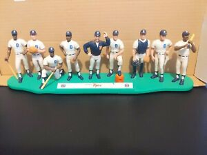 STARTING LINEUP DETROIT TIGERS TEAM LINEUP LIMITED EDITION 1989 Kenner