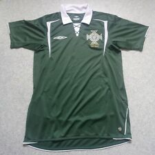 Maillot football vintage IRLANDE DU NORD/NORTHERN IRELAND 1880-2005 - UMBRO