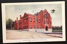 Scottish Rite Cathedral St. Joseph Mo 1907 The American Printing Co