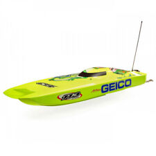 Pro Boat Miss GEICO Zelos 36 Twin Brushless Catamaran: PRB08040