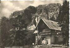 200086 UDINE MALBORGHETTO VALBRUNA - RIFUGIO A. GRECO Cartolina FOT. viagg. 1950