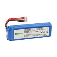Kastar 3.7V 6200mAh Battery for JBL GSP1029102R MLP912995-2P P763098 Charge 2+