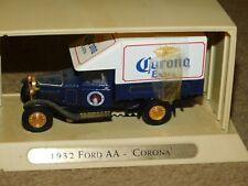 Matchbox YGB16 1932 Ford AA 'Corona Extra' Beers Die Cast Model Van