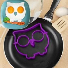 Mould Silicone Egg Archetype Apparatus Skeleton on Fried Creative Food device