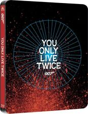 Bond: You Only Live Twice - Limited Edition Steelbook [Blu-ray] New and Sealed!!