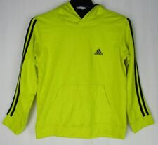 Adidas Yellow Youth Hoodie *FLAW* (L 14/16)