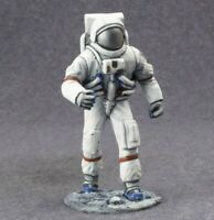 Astronaut Neil Armstrong Spaceman Figure 1/32 Painted Toy Soldiers 54mm Metal