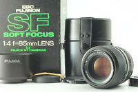 RARE【UNUSED】 FUJIFILM EBC FUJINON SF 85mm F/4 M42 Screw MF Lens From JAPAN #909