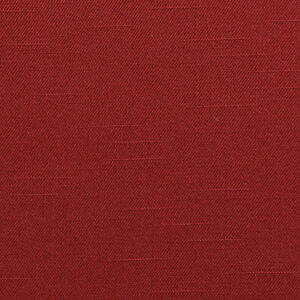 A0280D Red Woven Solid Upholstery Fabric By The Yard