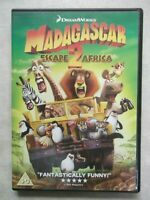 Madagascar Escape 2 Africa (DVD 2009) 5051189136535 Rated PG