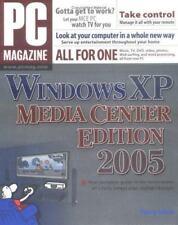 PC Magazine Guide Windows XP Media Center Edition Ulick, Terry Paperback Book Ne