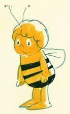 Maya the Honey Bee APEMAIA MAJA MAIA Giappone POSTCARD Nippon Animation Seiji Endo