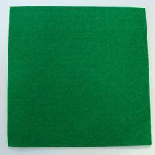 Feutrine VERT FONCE plaque 29x29cm épaisse 3mm Feutre tissu DIY loisirs créatifs