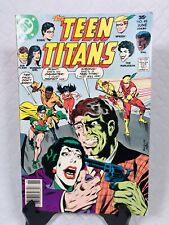 Dc Teen Titans 48 Robin Harlequin Wonder Girl 1977 Comic