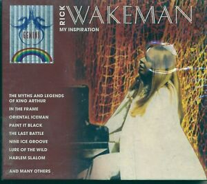 My Inspiration by Rick Wakeman 2CD