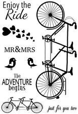 Woodware claro singles Sellos se necesitan dos JGS639 Bicicleta tándem Sr. la señora disfrutar Ride