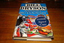 NOTES FROM A BIG COUNTRY BY BILL BRYSON-SIGNED COPY