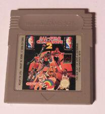 Gioco GameBoy NBA All Star Challenge 2 Originale testato Game Boy