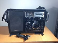 Panasonic FM-MW-SW 5 Band Receiver Model No RF-2800, Good Condition.