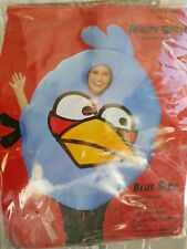ANGRY BIRDS BLUE BIRD PMG ADULT Costume SIZE ONE SZ  50 % OFF