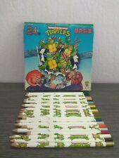 Vintage & Rare Teenage Mutant Ninja Turtles 1990 Pencil Lion Co., Ltd.