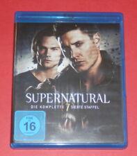 Supernatural - Die komplette siebte Staffel -- 4er-Blu-ray