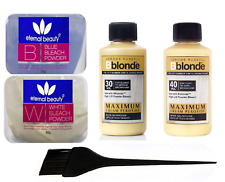 Jerome Russell B blondE Peroxide 30,40 VOL With Bleaching Powder 80 g