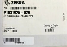 Zebra P1031925-029 Kit Spare Cleaning Roller Assembly ZXP3 - For Printer (NIB)
