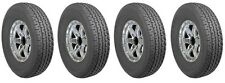 (4) ST 205/75R15 Freestar M-108 8 Ply D Load Radial Trailer Tire New Free Ship