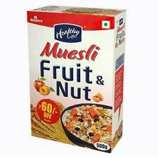 Healthy Life Muesli Fruit and Nut 500 G
