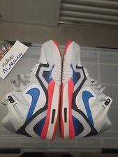 Nike Air Court Trainer Tech Challange Agassi Photo Blue 318408-101 Us12 Eu46